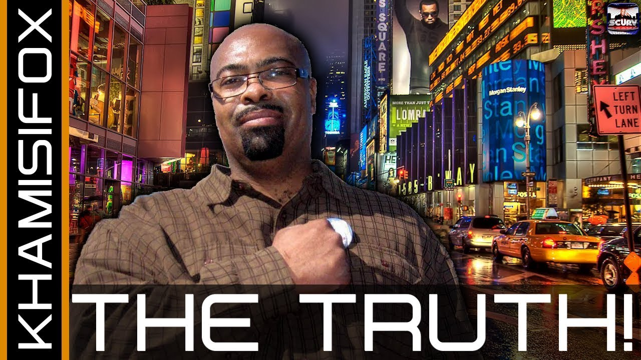 KHAMISI FOX IS THE UNDISPUTED TRUTH! - The LanceScurv Show