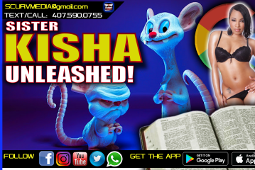 PINKY & THE BRAIN/THE BIBLE & GOOGLE! – SISTER KISHA UNLEASHED!