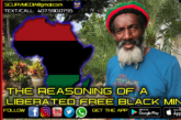 THE REASONING OF A LIBERATED BLACK MIND!