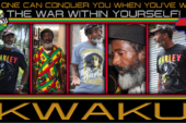 NO ONE CAN CONQUER YOU WHEN YOU'VE WON THE WAR WITHIN YOURSELF! – BROTHER KWAKU