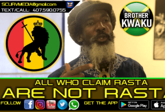 ALL WHO CLAIM RASTA ARE NOT RASTA!