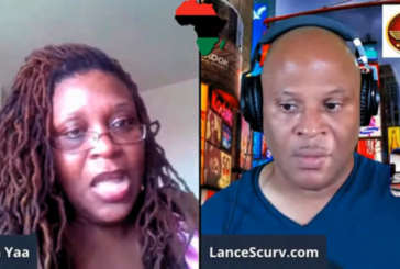 LANCESCURV INTERVIEWED BY SISTER YAA OF THE SANKOFA REPATRIATION ASSISTANCE PROGRAM!