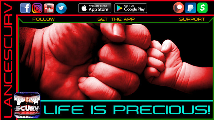 WE OFTENTIMES FORGET JUST HOW PRECIOUS LIFE IS!