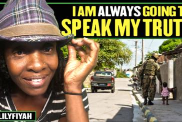 I AM ALWAYS GOING TO SPEAK MY TRUTH!