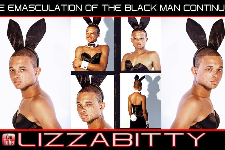 THE EMASCULATION AGENDA OF THE BLACK MAN CONTINUES!