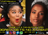 LIZZO VS. ZOZIBINI TUNZI: DIGNITY GETS NO ATTENTION!