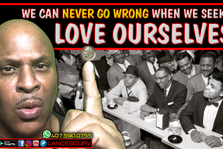 WE CAN NEVER GO WRONG WHEN WE SEEK TO LOVE OURSELVES!