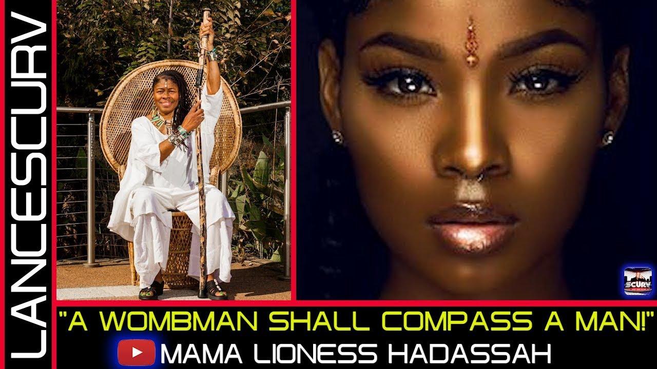 MAMA LIONESS HADASSAH: