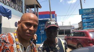 MEDINA MARKET IN ACCRA GHANA