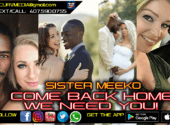 ATTENTION BLACK MEN: COME BACK HOME WE NEED YOU! - SISTER MEEKO