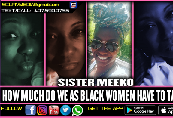 HOW MUCH DO WE AS BLACK WOMEN HAVE TO TAKE?