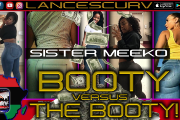 BOOTY VS. THE BOOTY!
