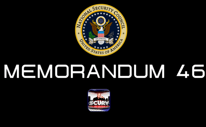 MEMORANDUM 46: PROOF THAT THE U.S. GOVERNMENT DOES NOT WANT U.S. BLACKS TO UNITE WITH AFRICA!