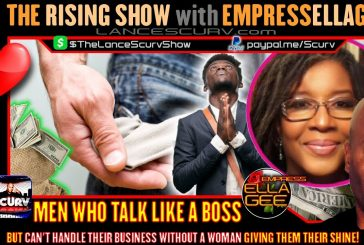 MEN WHO TALK LIKE A BOSS BUT CAN'T HANDLE THEIR BUSINESS!