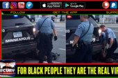 MINNEAPOLIS POLICE: THESE BEASTS ARE THE ONLY VIRUS THAT BLACK PEOPLE NEED TO BE CONCERNED ABOUT!