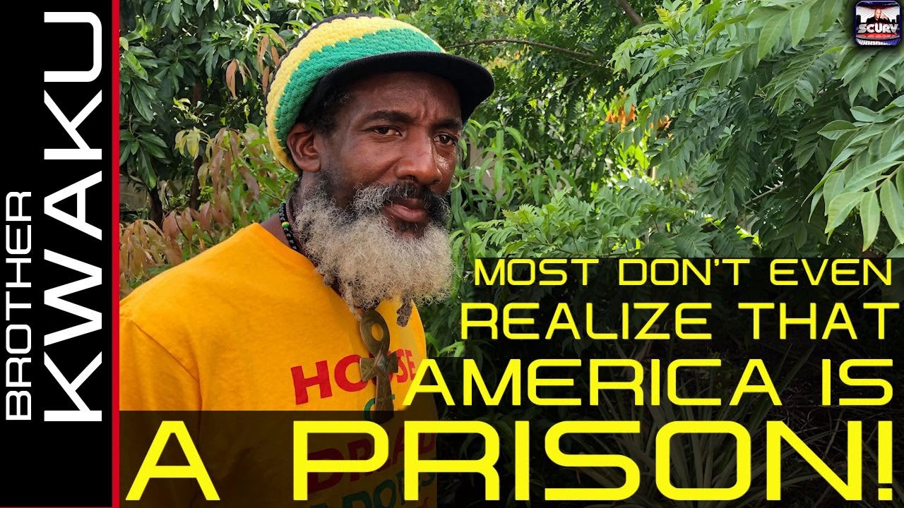 MOST DON'T EVEN REALIZE THAT AMERICA IS A PRISON! - The LanceScurv Show