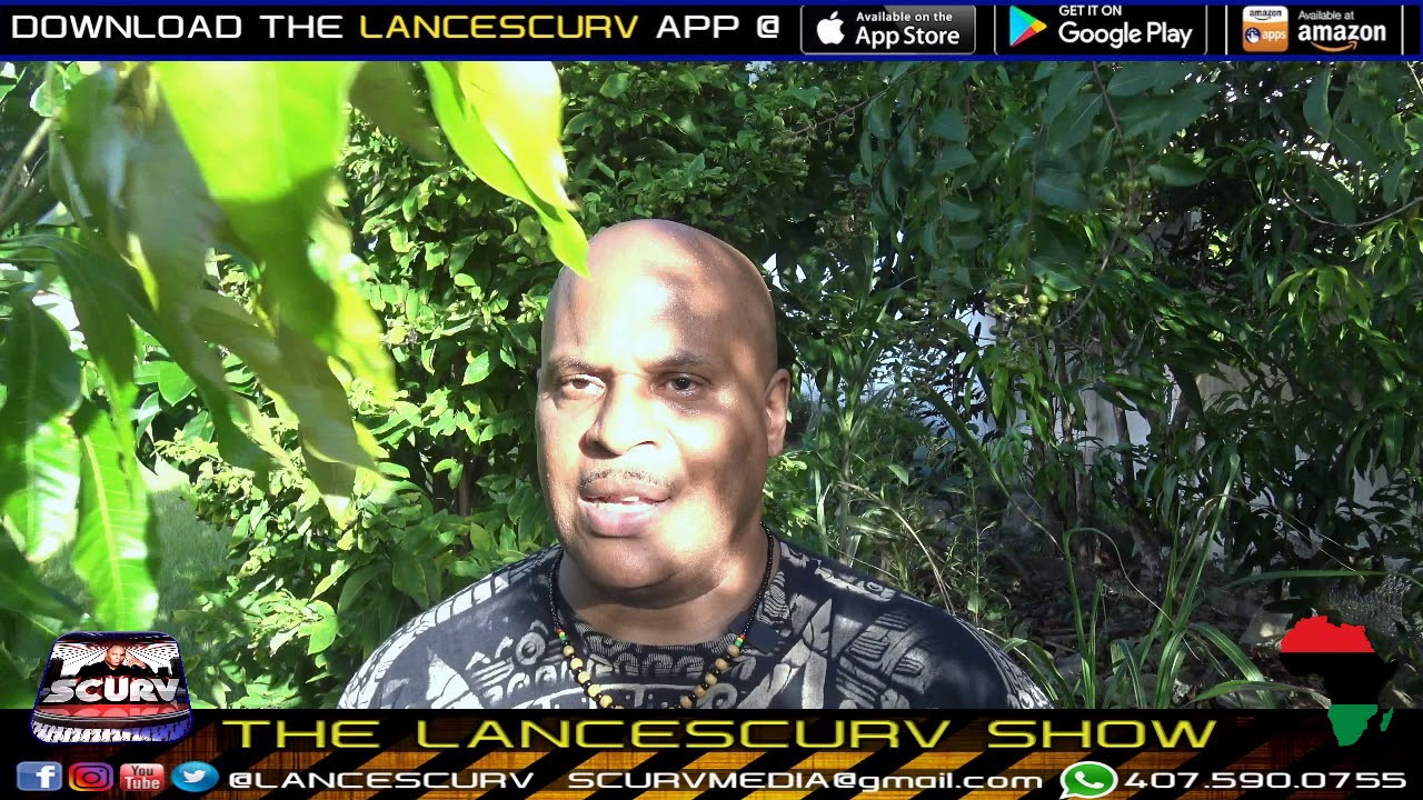 MOST OF US ARE LIVING A DANGEROUSLY IMBALANCED LIFE & DON'T EVEN KNOW IT! - The LanceScurv Show