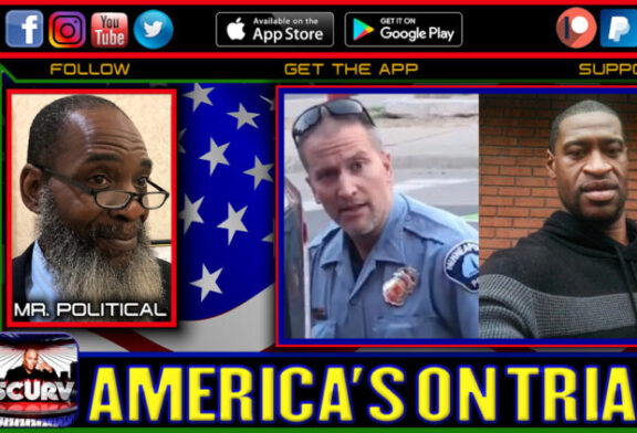 AMERICAS ON TRIAL! - MR POLITICAL