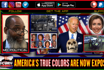 AMERICA'S TRUE COLORS ARE NOW EXPOSED! - MR. POLITICAL