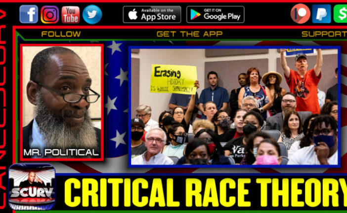 CRITICAL RACE THEORY | WOMEN'S ABUSE OF THE CHILD SUPPORT SYSTEM - MR. POLITICAL