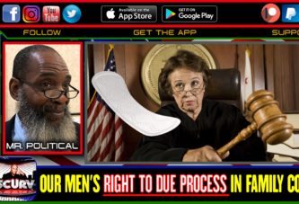 OUR MEN'S RIGHT TO DUE PROCESS IN COURT! - MR. POLITICAL