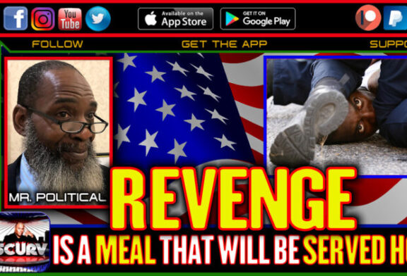 REVENGE IS A MEAL THAT WILL BE SERVED HOT! - MR. POLITICAL
