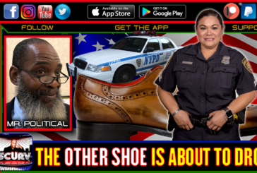 THE OTHER SHOE IS ABOUT TO DROP! - MR. POLITICAL