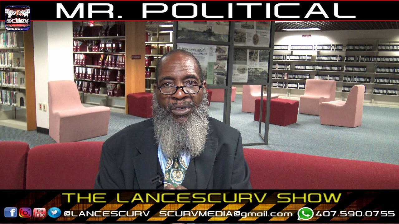 MR.POLITICAL: MY PERSONAL MISSION WILL NEVER STOP WHETHER YOU LIKE IT OR NOT! - The LanceScurv Show