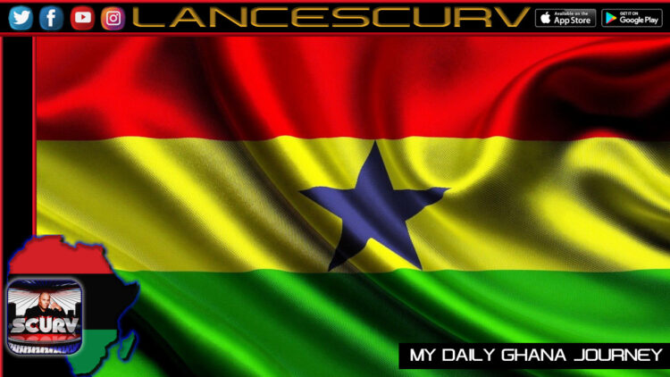MY DAILY GHANA JOURNEY! - The LanceScurv Show