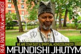 MFUNDISHI JHUTYMS: WE ARE STAR DUST & SPIRITUAL KONSCIOUSNESS!