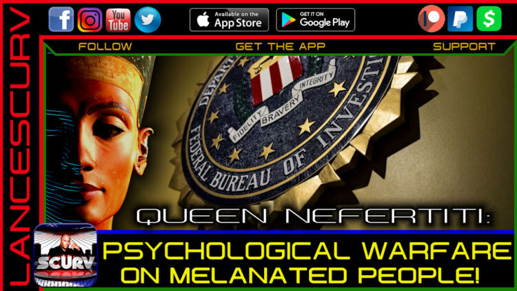 PSYCHOLOGICAL WARFARE ON MELANATED PEOPLE!