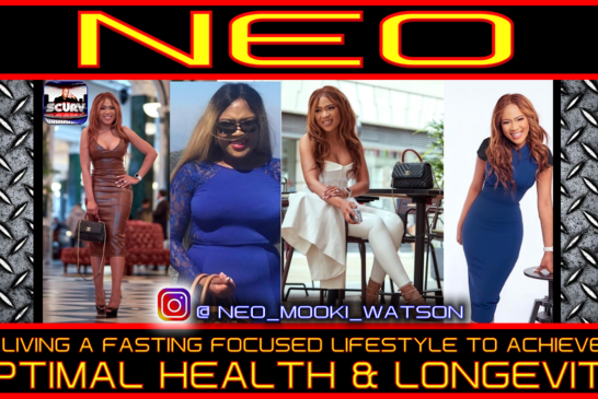 NEO MOTIVATES US TO LIVING A FASTING FOCUSED LIFESTYLE TO ACHIEVE OPTIMAL HEALTH & LONGEVITY!