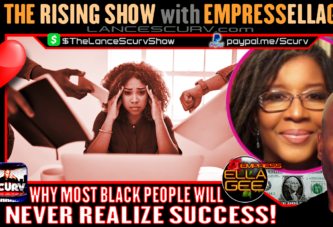 WHY MOST BLACK PEOPLE WILL NEVER REALIZE SUCCESS!