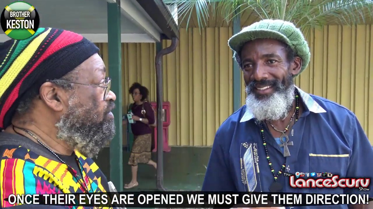 ONCE THEIR EYES ARE OPENED WE MUST GIVE THEM DIRECTION! - BROTHER KESTON/The LanceScurv Show