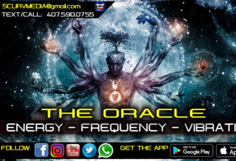 THE ORACLE SPEAKS ON ENERGY FREQUENCY AND VIBRATION!