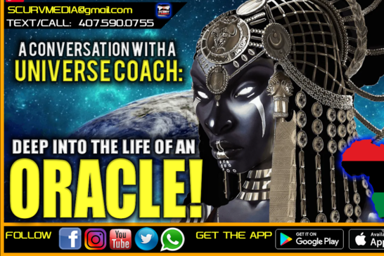 A CONVERSATION WITH A UNIVERSE COACH: DEEP INTO THE LIFE OF AN ORACLE!