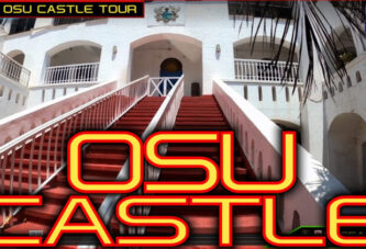 AN EXCLUSIVE OSU CASTLE PRIVATE TOUR IN ACCRA GHANA!