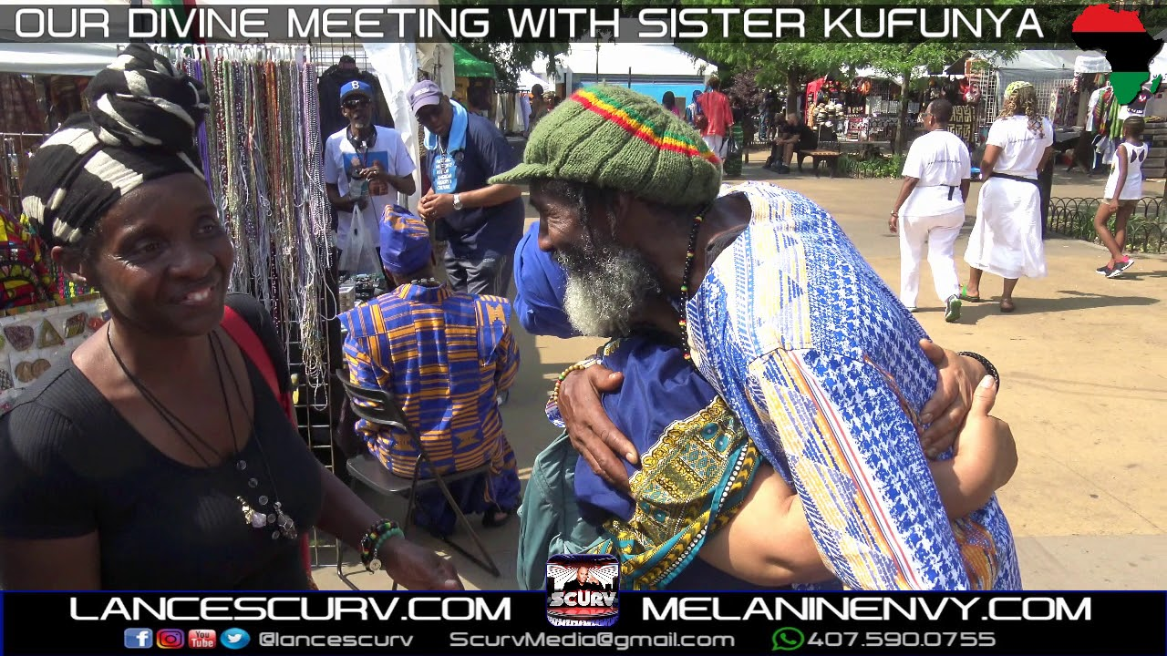 OUR DIVINE MEETING WITH SISTER KUFUNYA! - The LanceScurv Show