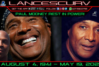 REST IN POWER PAUL MOONEY: THERE WILL NEVER BE ANOTHER KING LIKE HIM!