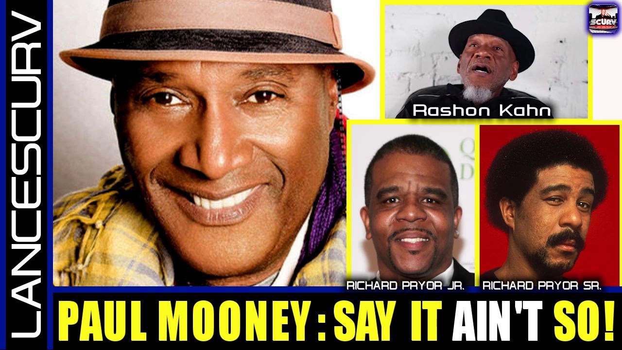 PAUL MOONEY: SAY IT AIN'T SO! - THE LANCESCURV SHOW