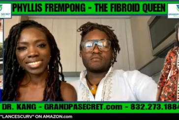 INTRODUCING FIBROID AWARENESS ADVOCATE QUEEN PHYLLIS FREMPONG!