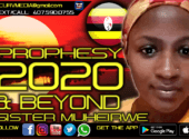 PROPHESY 2020 AND BEYOND! - SISTER MUHEIRWE