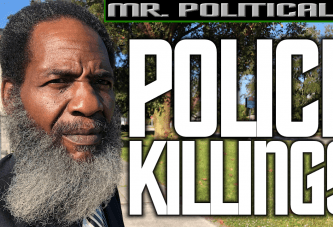 POLICE KILLINGS WILL STOP WHEN WE START SUING THEIR UNIONS! - The LanceScurv Show