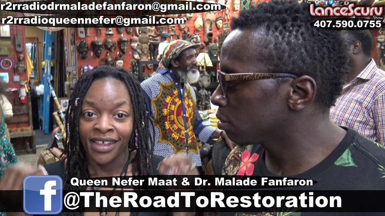 QUEEN PARASITE IS ASKING FOR ROAD TO RESTORATION DONATIONS: DON'T GIVE HER ANY MONEY!