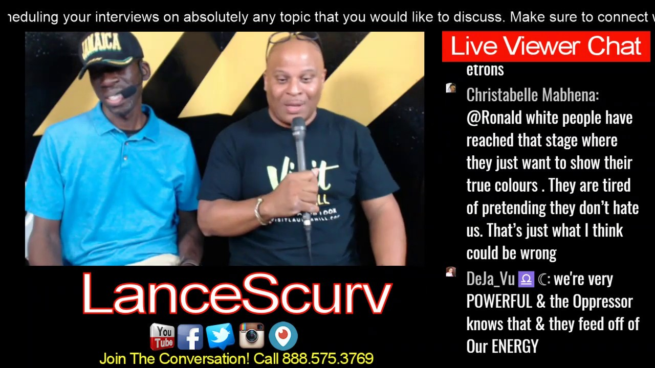 REAL TALK SUNDAY NIGHTS WITH MEDIA RENEGADE LANCESCURV!