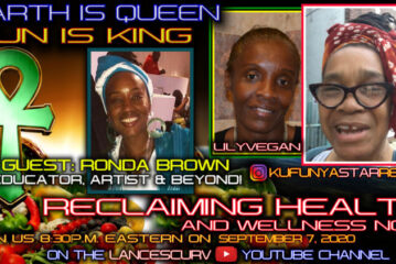 RECLAIMING OUR HEALTH & WELLNESS NOW featuring RONDA BROWN