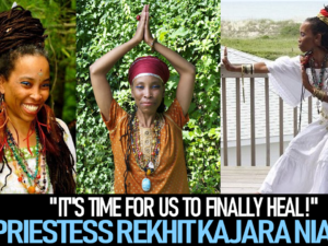 "PRIESTESS REKHIT KAJARA NIA YAA: ""IT'S TIME FOR US TO FINALLY HEAL!"""