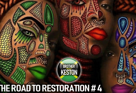 THE ROAD TO RESTORATION: DECEMBER 2018 – BROTHER KESTON
