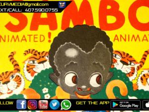 LITTLE BLACK SAMBO! - THE GANTT REPORT