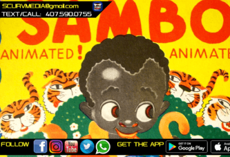 LITTLE BLACK SAMBO! - THE GANTT REPORT